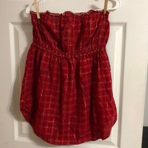 Baby Doll Tube Top